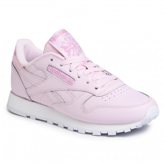 Shoes Reebok Cl Lthr EG1093 PixpnkWhiteJaspnk Sneakers