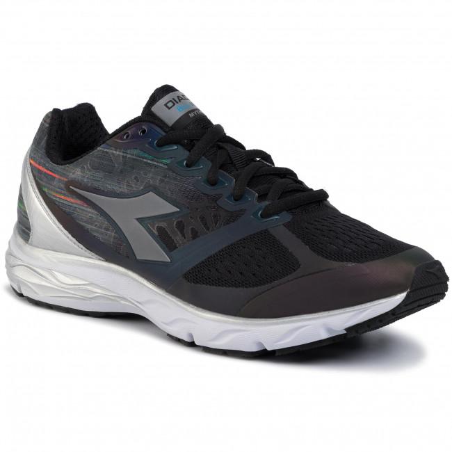 Sneakers DIADORA - Mythos Blushield Hip 2 101.171852 01 C1484 Black/Black/Silver