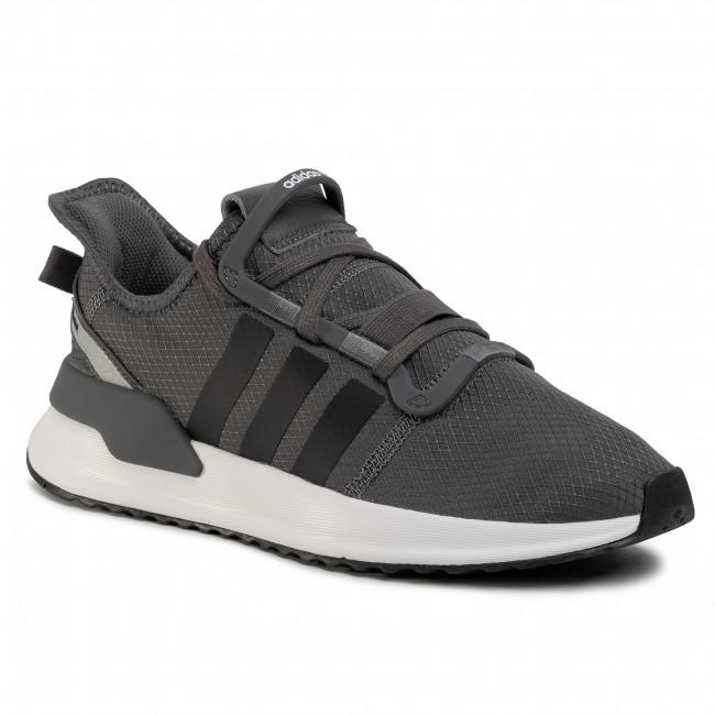 Shoes adidas U_Path Run EE7163 GrefivCblackFtwwht