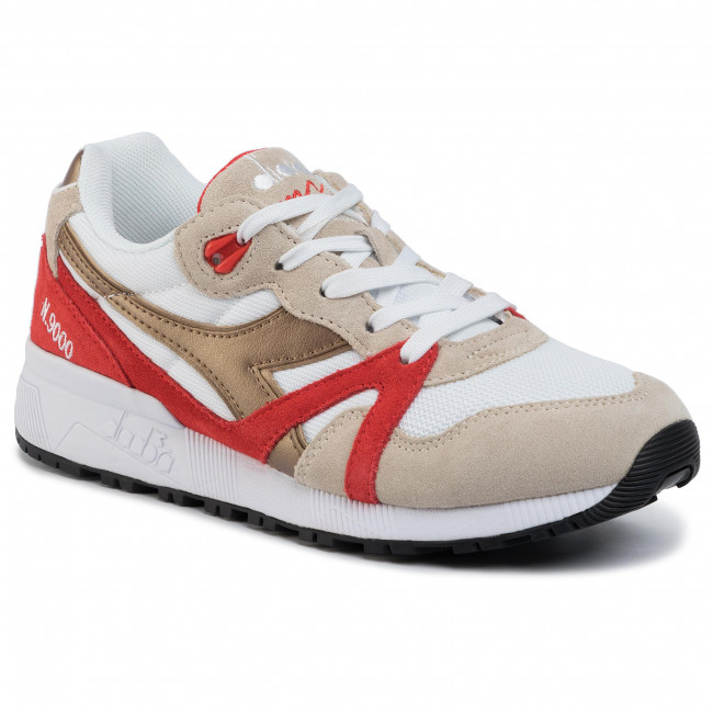 Sneakers DIADORA N9000 Spark 501.174829 01 C7943 WhiteFogRich Gold