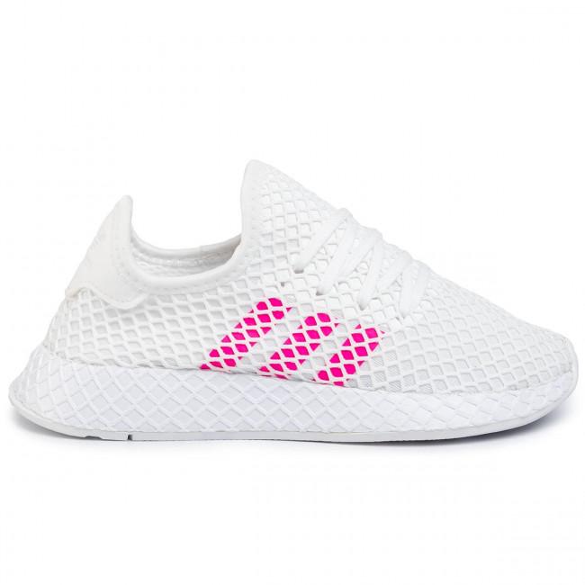 Shoes adidas Deerupt Runner J EE6608 FtwwhtShopnkCblack
