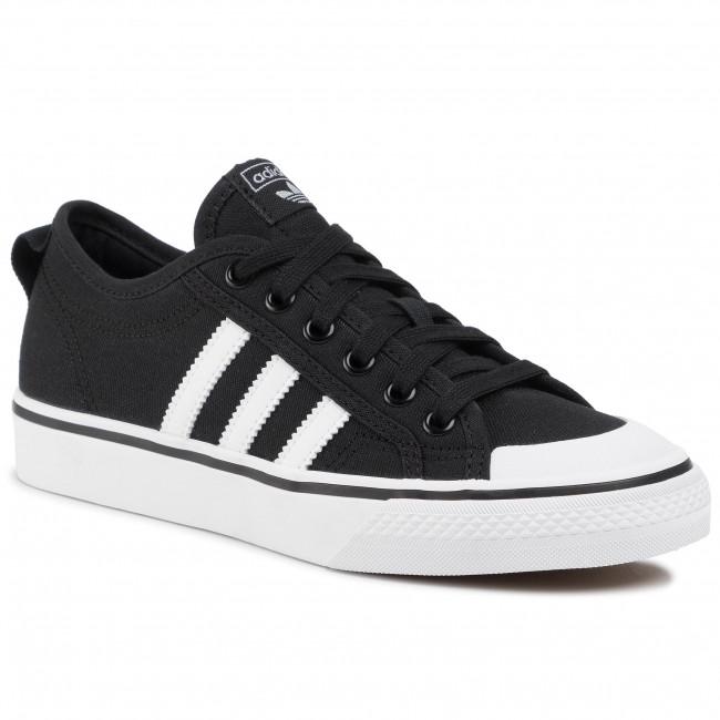 Shoes adidas - Nizza J EF5155 Cblack