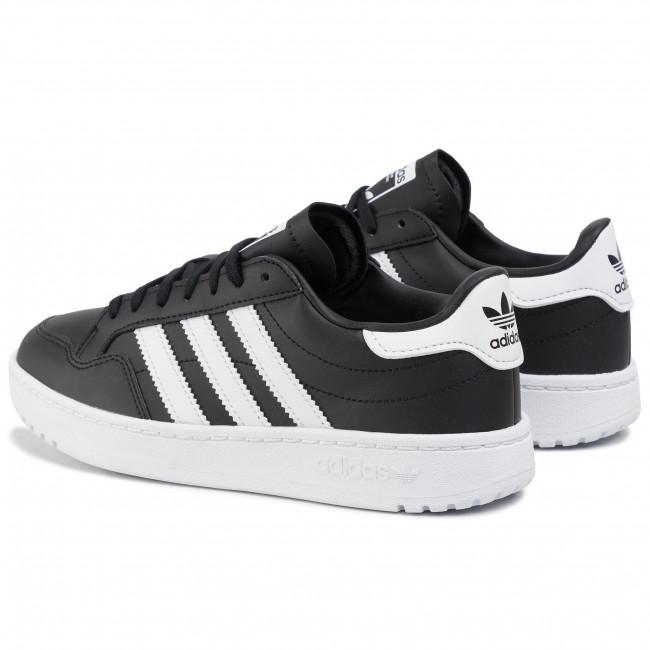 Shoes adidas Team Court J EF6810 CblackFtwwhtCblack