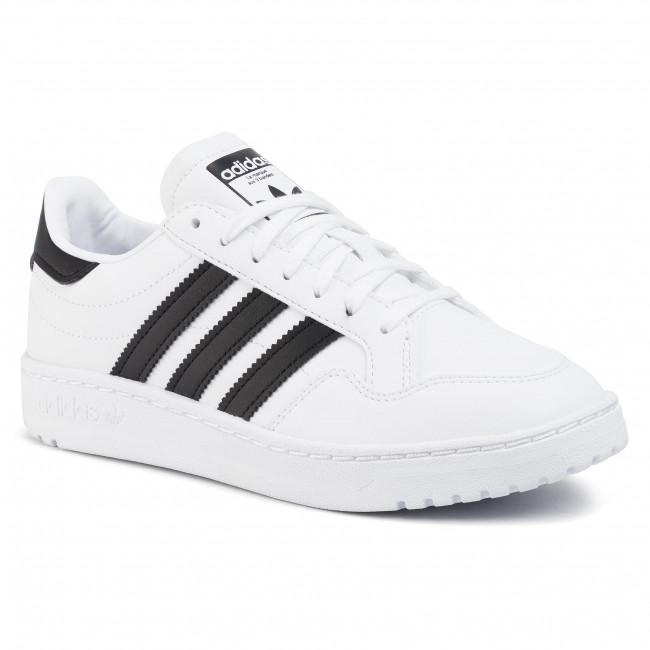 Shoes adidas - Team Court J EF6815 Ftwwht/Cblack/Ftwwht
