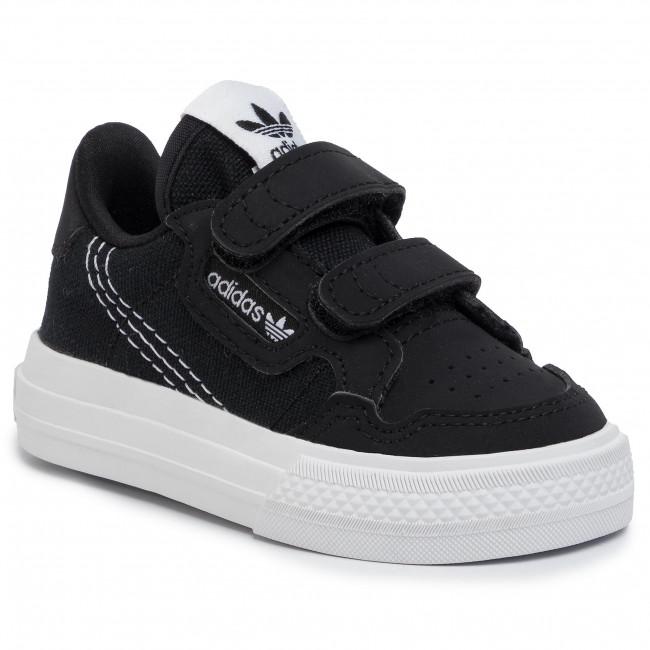 Shoes adidas - Continental Vulc Cf I EG9101 Cblack/Ftwwht/Cblack
