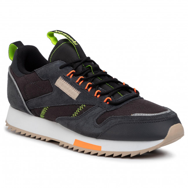 Shoes Reebok Cl Leather Ripple Trail EG6473 Trgry8SorangNeolim