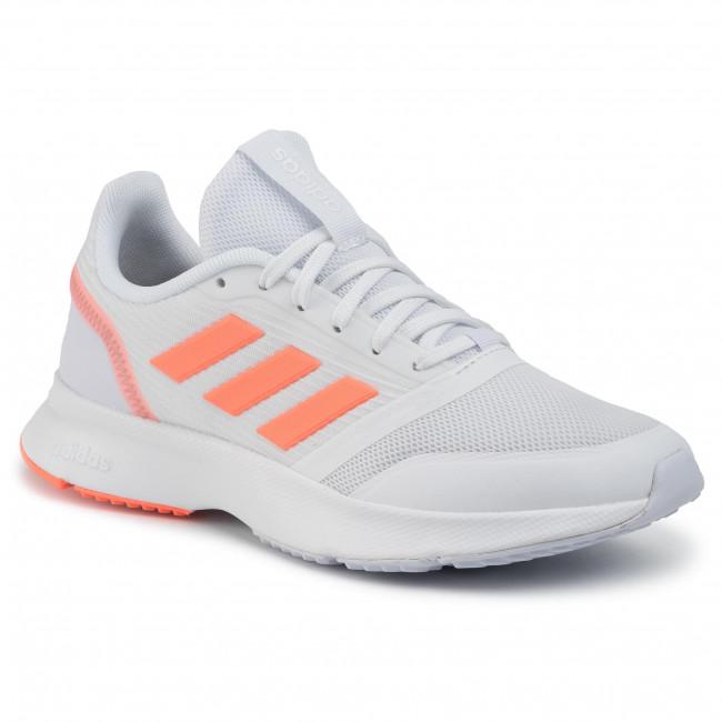 llamar flojo Notable  Shoes adidas - Nova Flow EH1379 Ftwwht/Sigcor/Ftwwht - Indoor - Running  shoes - Sports shoes - Women's shoes | efootwear.eu