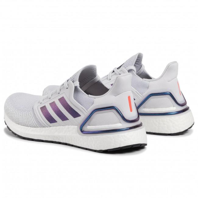 Shoes adidas Ultraboost 20 EG0695 DshgryBlvimeCblack