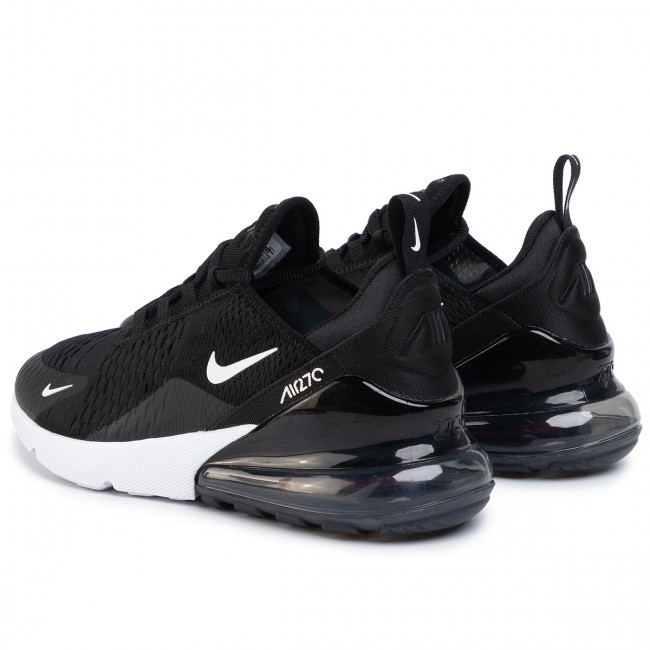 Insustituible cien agradable  Footwear NIKE - Air Max 270 AH8050 002 Black/Anthracite/White - Sneakers -  Low shoes - Men's shoes | efootwear.eu