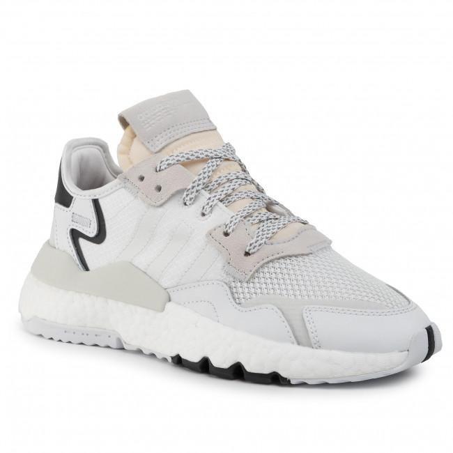 Shoes adidas - Nite Jogger J EE6482 Ftwwht/Ftwwht/Crywht