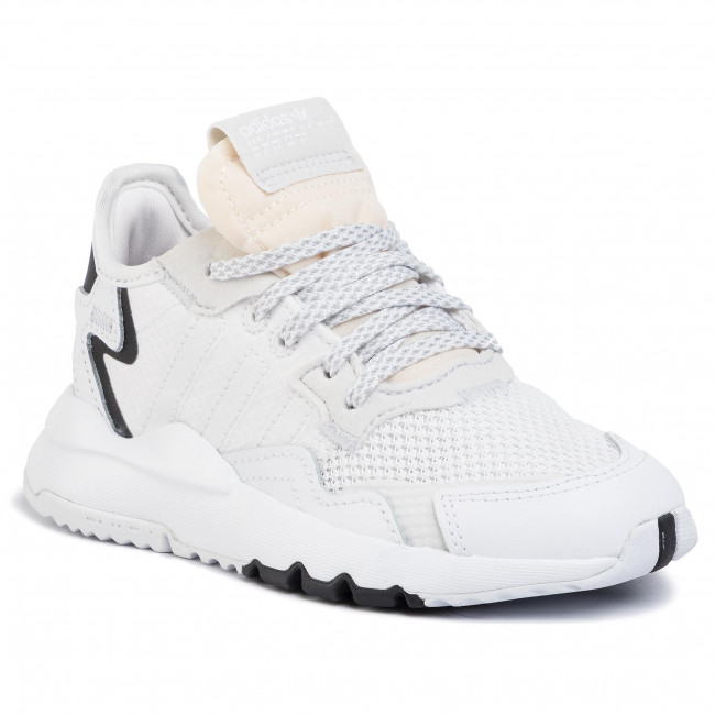 Shoes adidas - Nite Jogger C EE6476  Ftwht/Ftwht/Crywht