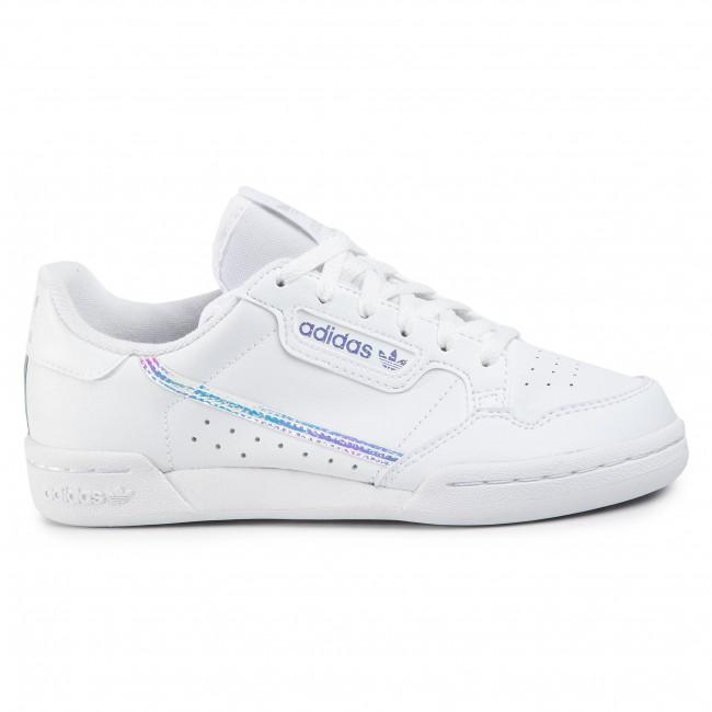 Shoes adidas - Continental 80 J FU6669 Ftwwht/Ftwwht/Cblack