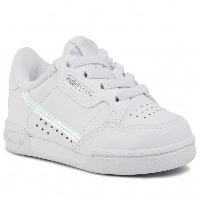 Shoes adidas - Continental 80 El I FU6670 Ftwwht/Ftwwht/Cblack