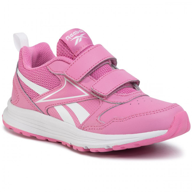 participar deseo peor  Shoes Reebok - Almotio 5.0 Lea 2V EF3953 Pospnk/Pospnk/White - Velcro - Low  shoes - Girl - Kids' shoes | efootwear.eu