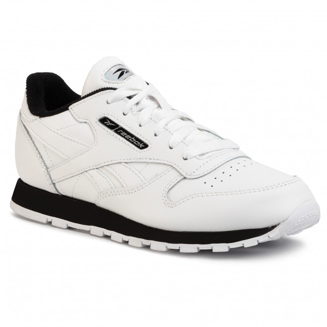 Shoes Reebok Classic Leather EH1961 WhiteWhiteSilmt