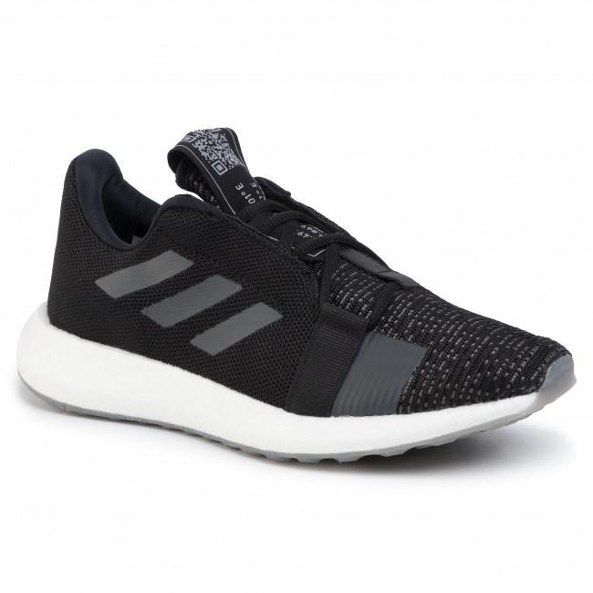 Shoes adidas SenseBoost Go W EG0943 CblackGresixGrethr