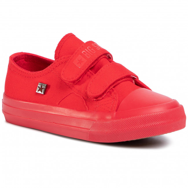 Sneakers BIG STAR - FF374097 Red
