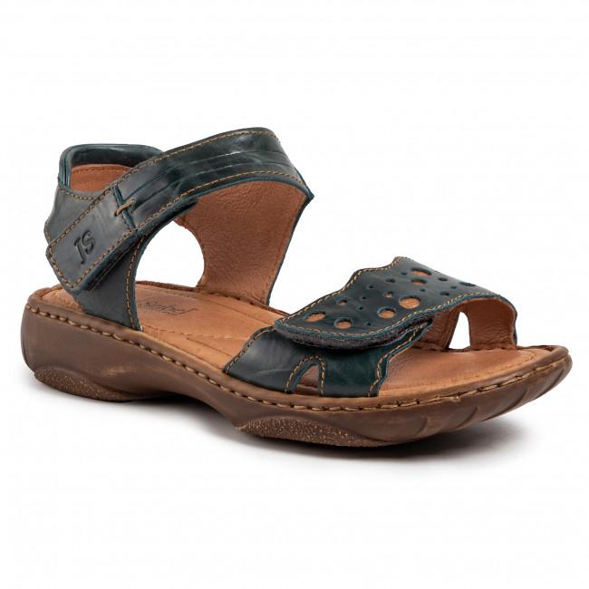 Sandals Josef Seibel Debra 55 76755 88 590 Aqua Casual Sandals Sandals Mules And Sandals Women S Shoes Efootwear Eu