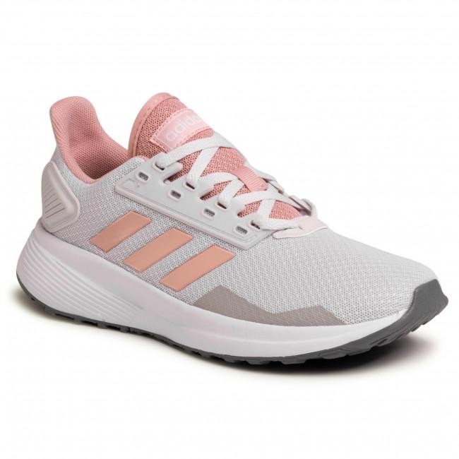 Shoes adidas - Duramo 9 EG2938 Dshgry/Pnkspi/Ftwwht