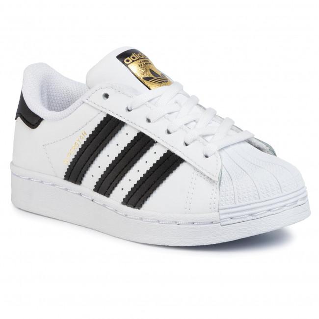 Shoes adidas - Superstar C FU7714  Ftwwht/Ftwwht/Ftwwht
