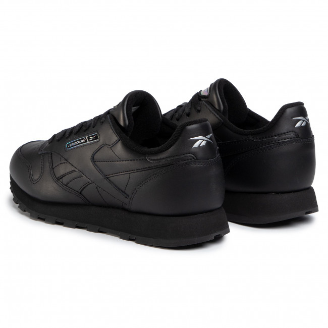 Buy Reebok Classic Leather all black from £52.00 (Today