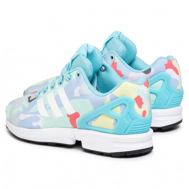 Adidas Originals Sneaker ZX Comp White Navy Aqua (EU 40