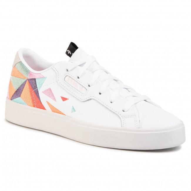 adidas Sleek Shoes White | adidas Deutschland