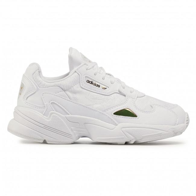 electrodo virtual maduro  Footwear adidas - Falcon W EG5161 Ftwwht/Ftwwht/Goldmt - Sneakers - Low  shoes - Women's shoes   efootwear.eu