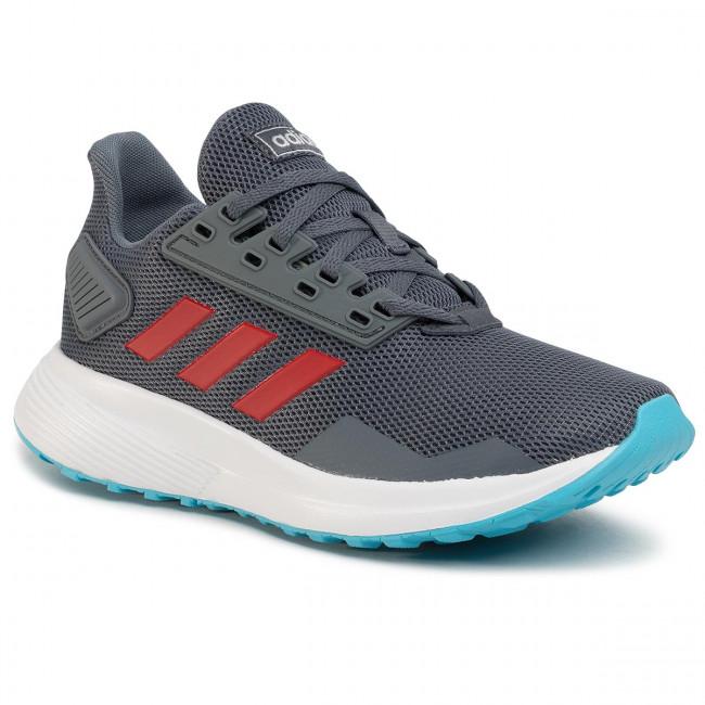 Shoes adidas Duramo 9K EG7899 OnixScarleBrcyan