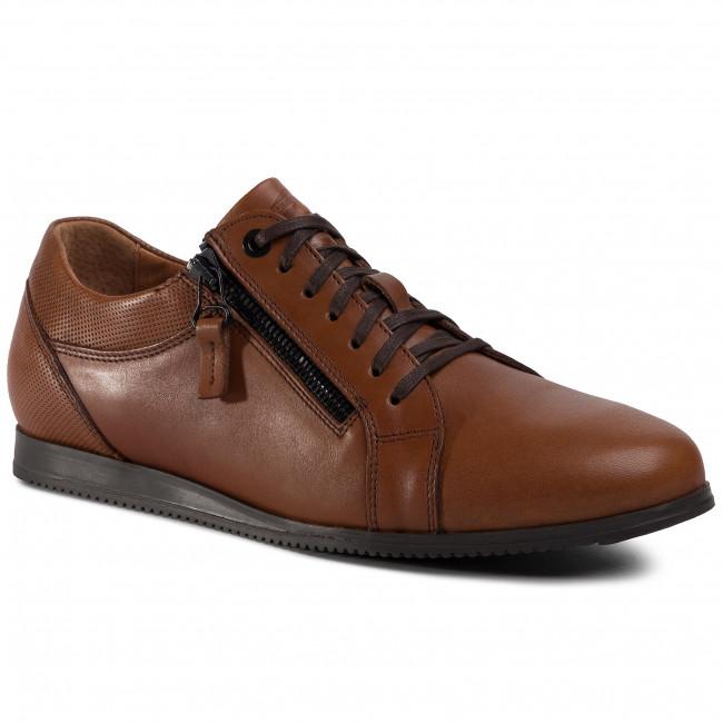 Sneakers NIK - 03-0869-01-5-02-03 Brown