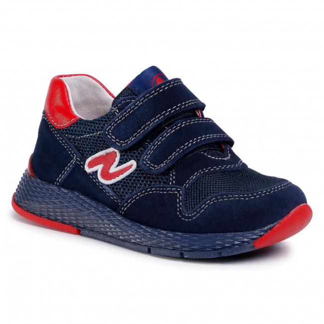 Sneakers NATURINO - Sammy. 0012014900.01.1C23 M Navy/Rosso