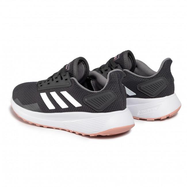 adidas duramo 9 black pink