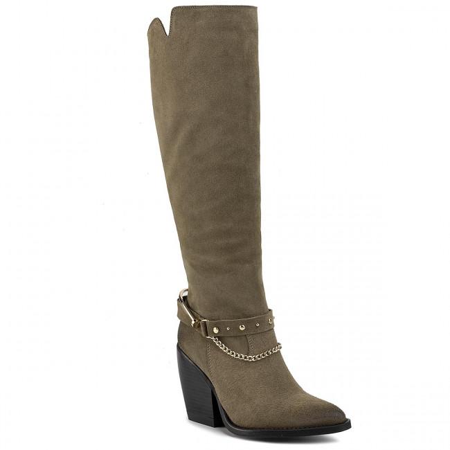 Knee High Boots CARINII - B5312 O22-000-000-D49