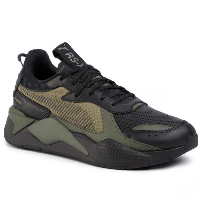 Sneakers PUMA - RS-X Winterized 370522 03 Puma Black/Burnt Olive