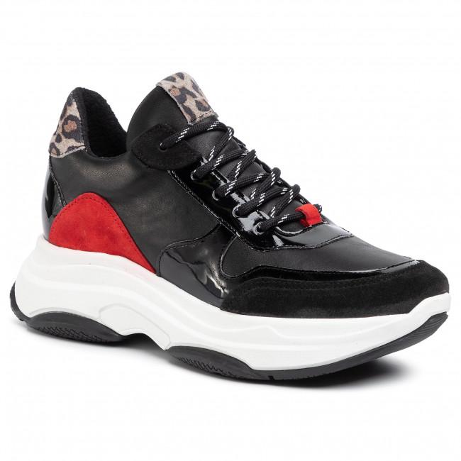 Él mismo jurar Oír de  Sneakers STEVE MADDEN - Zela SM11000314-03001-010 Black Multi - Sneakers -  Low shoes - Women's shoes | efootwear.eu