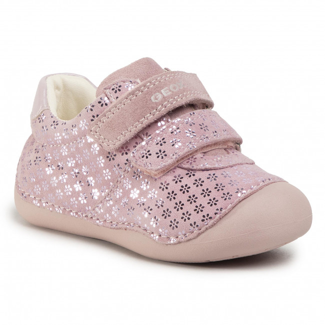 canto tira por qué  Shoes GEOX - B Tutim G. B B9440B 007NF C8011 Rose - Velcro - Low shoes -  Girl - Kids' shoes | efootwear.eu