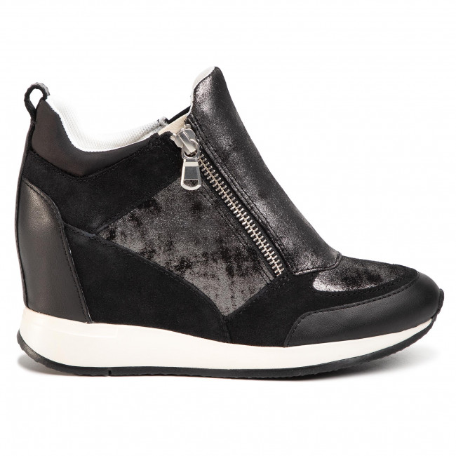Sneakers GEOX D Nydame E D020QE 07722 C9999 Black