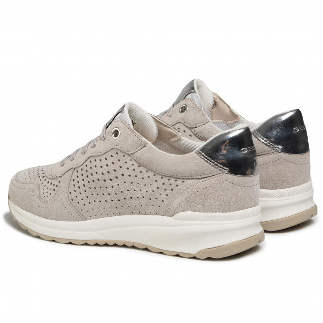 Sneakers GEOX D Airell B D022SB 00022 C1010 Lt Grey