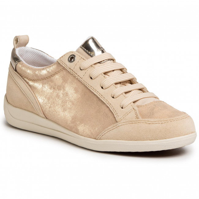 Sneakers GEOX - D Myria A D0268A 07722 C5004 Sand