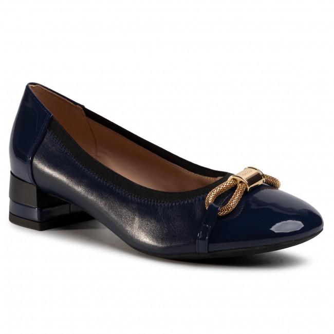 Fatídico Capilares formal  Shoes GEOX - D Chloo M. A D029XA 08502 C4000 Blue - Flats - Low shoes -  Women's shoes | efootwear.eu
