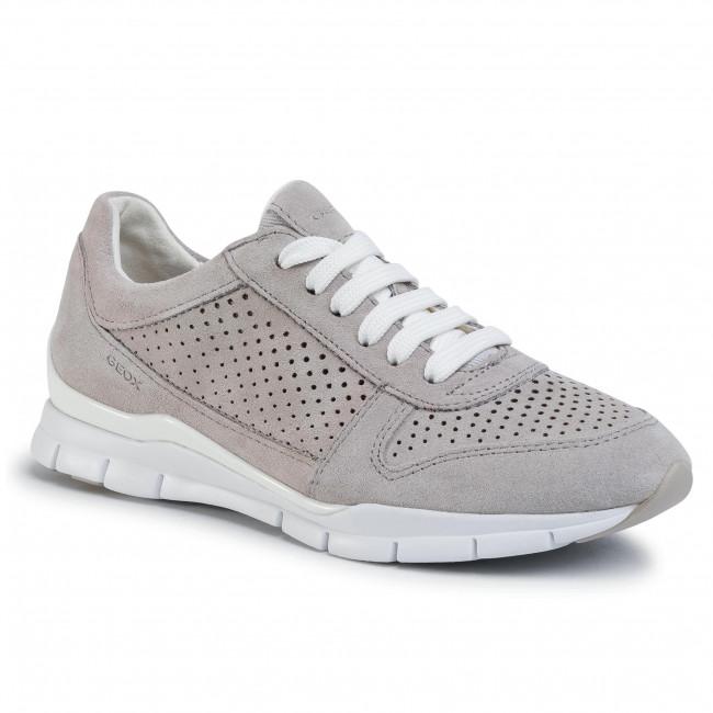Sneakers GEOX D Sukie E D02F2B 00022 C1010 Lt Grey