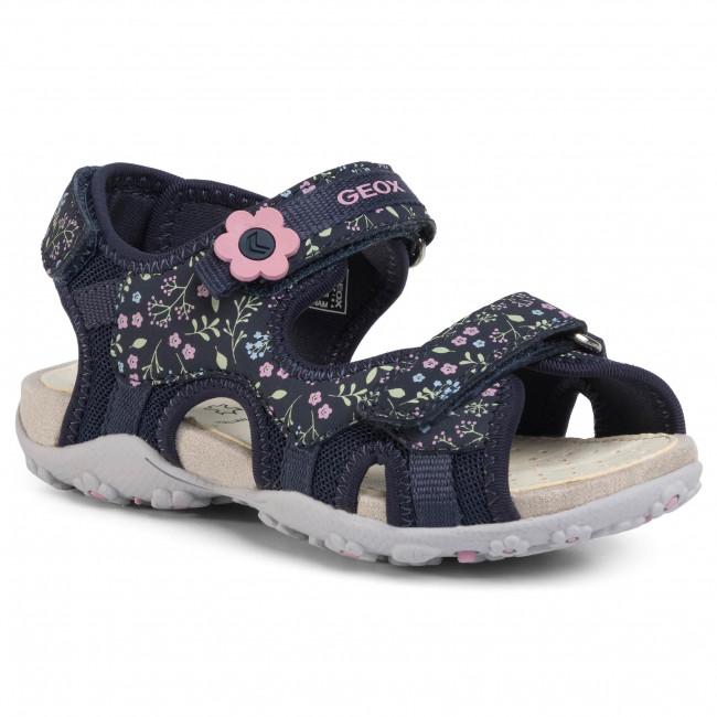Sandals GEOX - J S.Roxanne C J92D9C 014CE C4021 S Dk Navy