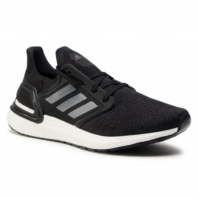 Footwear adidas Ultraboost 20 EF1043 Core BlackNight MetallicCloud White