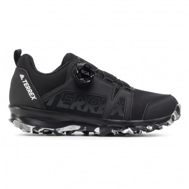 Insistir global Conciso  Shoes adidas - Terrex Agravic Boa K EF3635 Black - Trekker boots - Low  shoes - Women's shoes   efootwear.eu