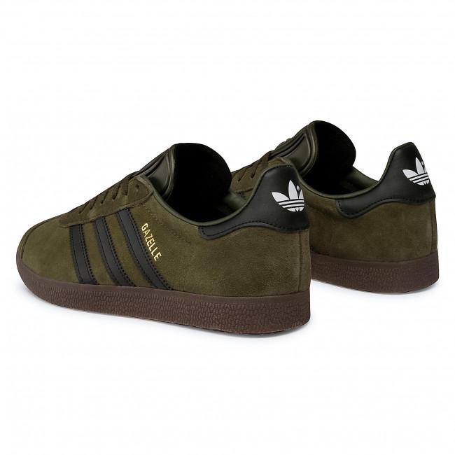 adidas gazelle kaki noir