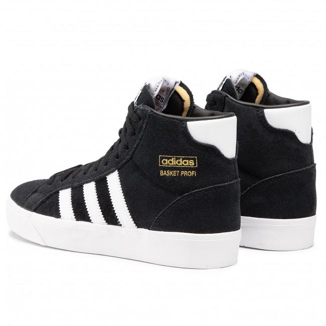 Shoes adidas - Basket Profi J FY1058 Cblack/Ftwwht/Goldmt