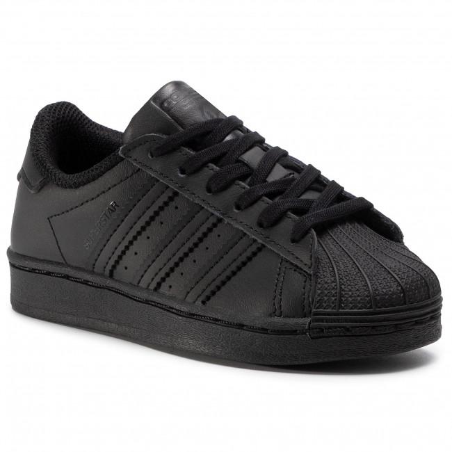 Footwear adidas - Superstar C FU7715 Cblack/Cblack/Cblack