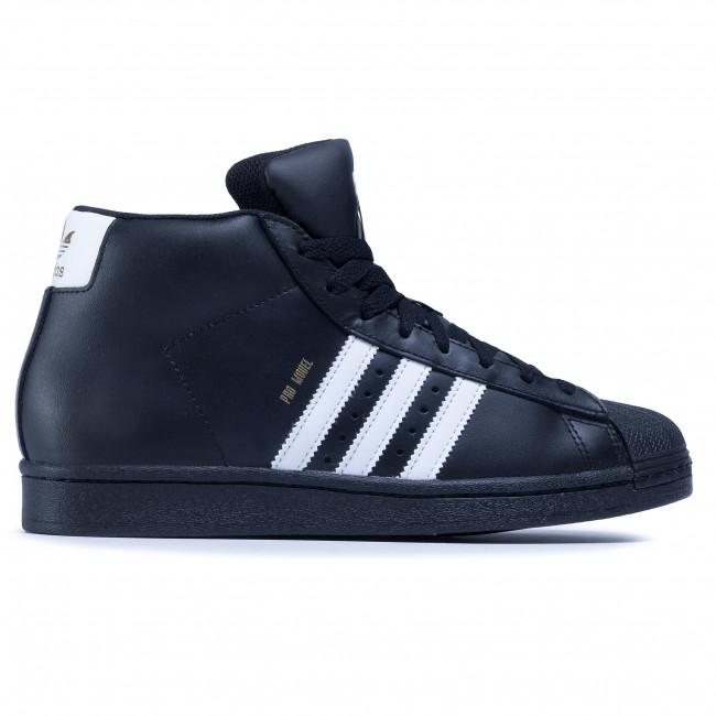 Footwear adidas Pro Model FV5723 CblackFtwwhtGold.F