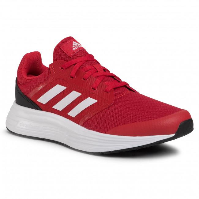 Footwear adidas - Galaxy 5 FW5703 Scarlet/Cloud White/Core Black