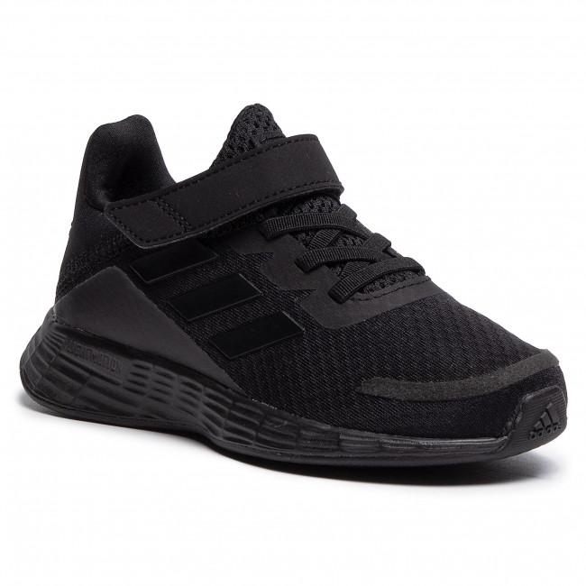 Alegre huevo Prefacio  Footwear adidas - Duramo Sl C FX7313 Black - Velcro - Low shoes - Boy -  Kids' shoes | efootwear.eu